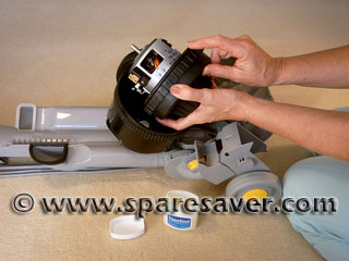 Dyson kirby vacuum cleaner servicing repairs for Miele vacuum motor burn out
