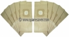 image: KIRBY DISPOSABLE BAGS (Pack of 5) - Heritage II, Legend, Legend II, Generation 3, G4, G5, G6 & Ultimate G - (MULTIPACK x3)
